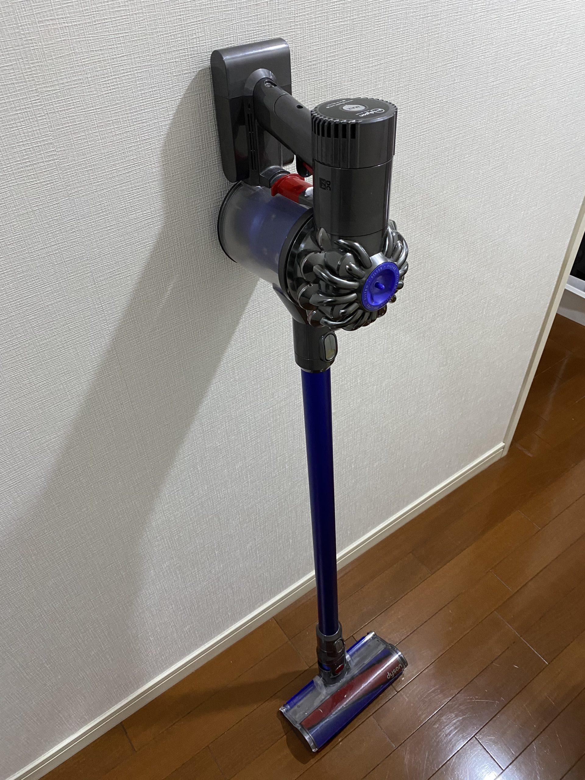 コードレスサイクロン式掃除機