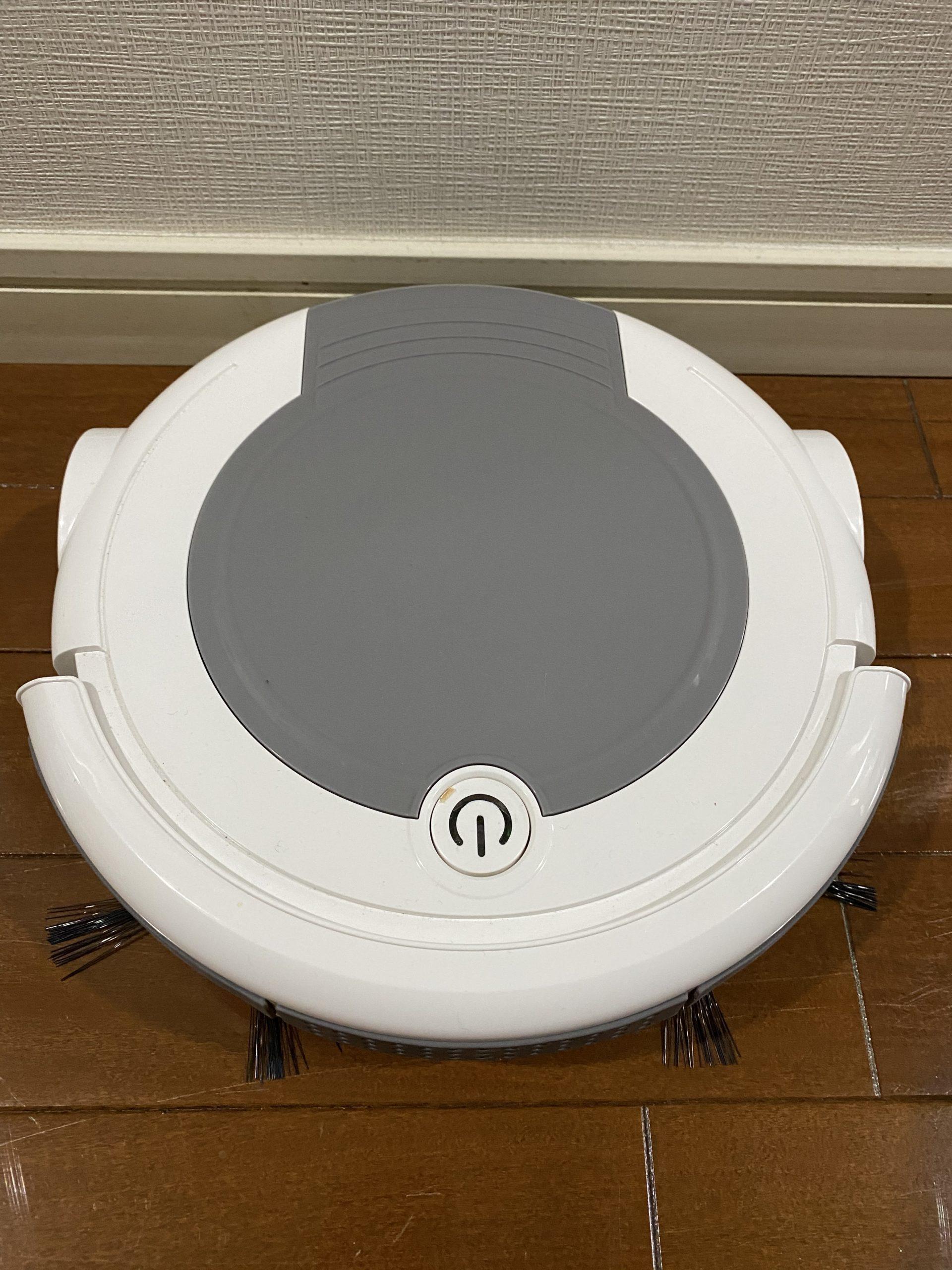 ロボット型掃除機